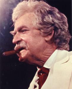 Mark Twain rocks huclberry tom sawyer greatest author quotes colour photo hair