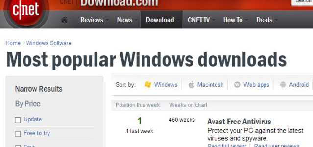 Best Software Download Websites