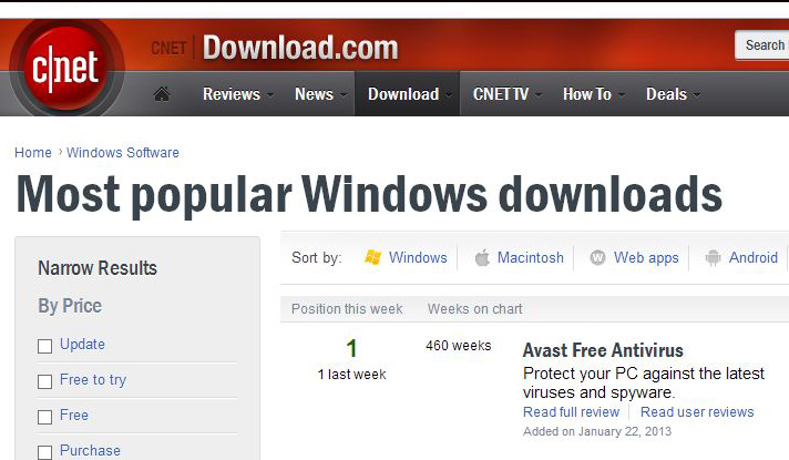 software free download sites list