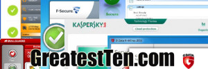 Top 10 Best Antivirus Software 2013