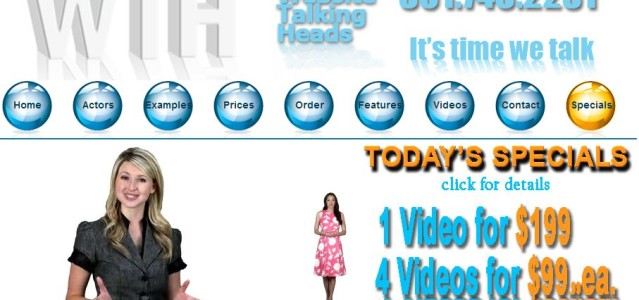 Top 10 Best Video Spokesperson Service for Website Promotions