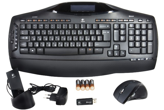 Top 10 Wireless Keyboard and Mouse (Incl. Cordless and Bluetooth) 2013
