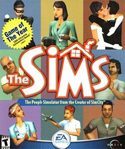 The Sims pic